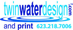 Twin Water Design | Graphic Design & Printing Surprise, AZ